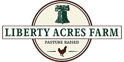 Liberty Acres Farm Logo
